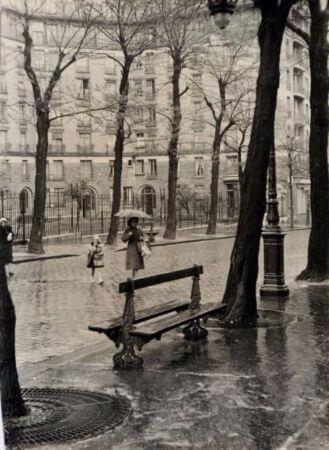Edouard Boubat, Paris, 1950