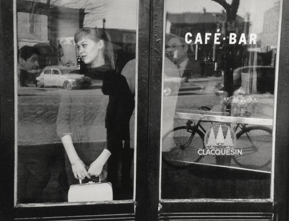 Edouard Boubat, Paris, 1957