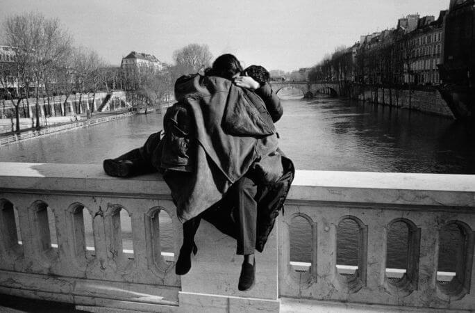 Edouard Boubat, Paris, 1999