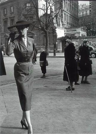 Edouard Boubat. Paris, 1950