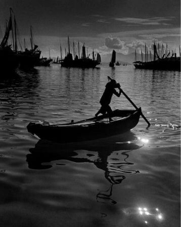 Fan Ho, Hong Kong, 1952