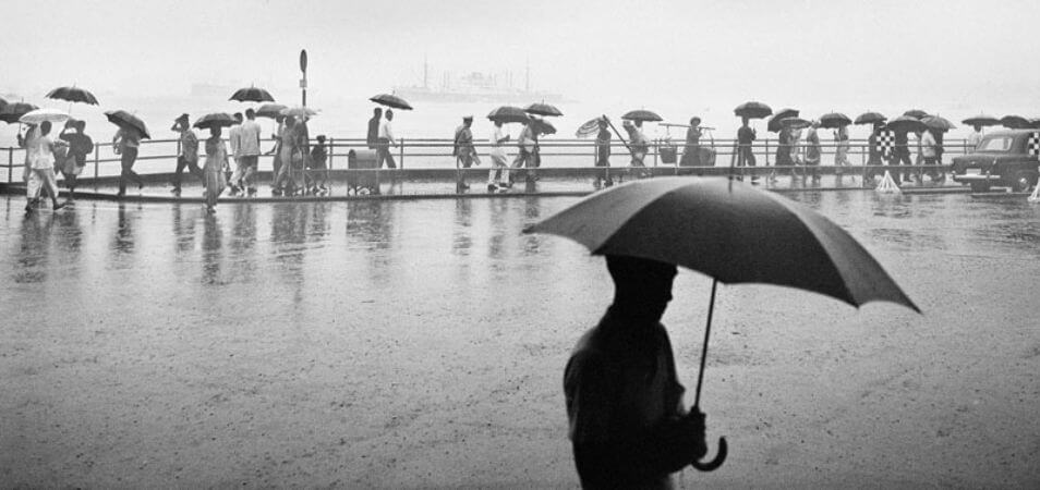 Fan Ho, Hong Kong, 1958