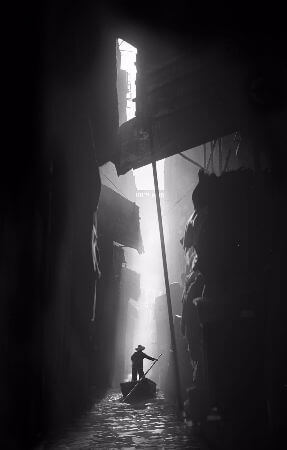 Fan Ho, Hong Kong, 1962