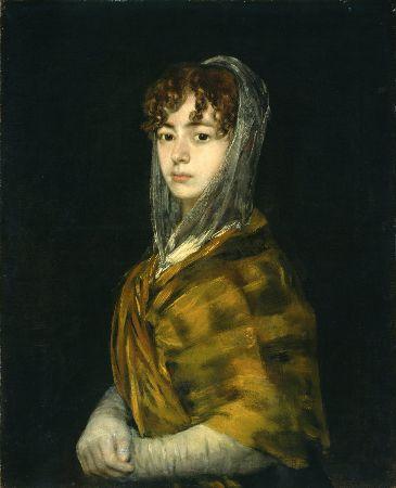 Francisco Goya, Senora Sabasa Garcia, 1811