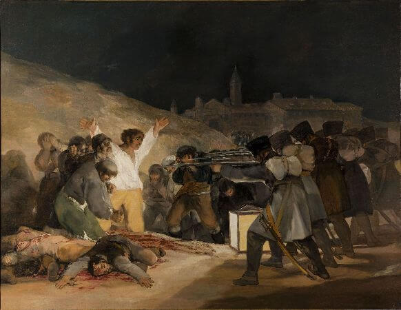 Francisco Goya, The Third of May 1808