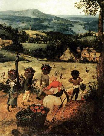 Haymaking, 1565