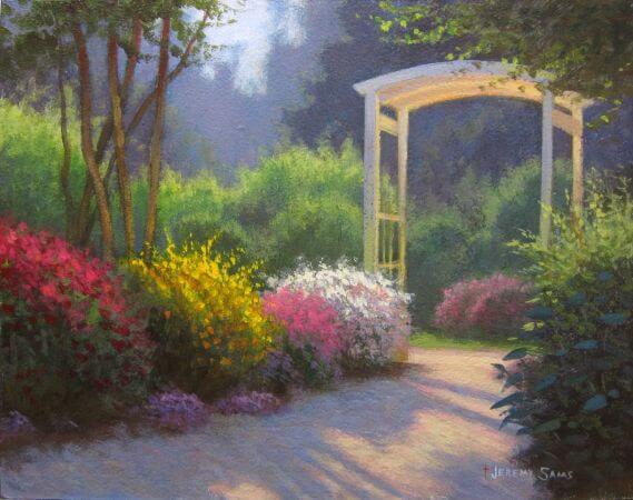 Jeremy Sams, Spring Garden
