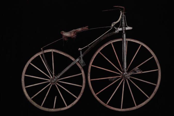 Michaux bisikletleri, 1868