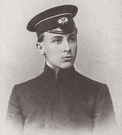 Ogrenci Mihail Bulgakov, 1908