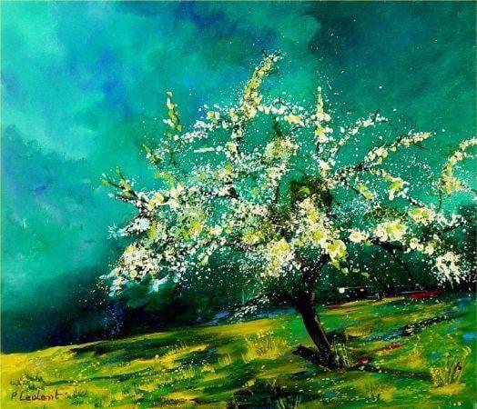 Pol Ledent, Blooming Appletree