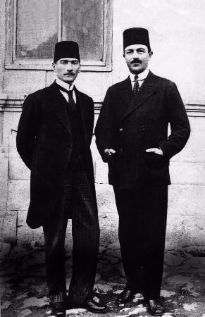 Rauf Orbay ile Sivas, 4 Eylul 1919