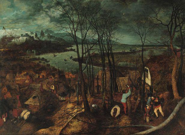 The Gloomy Day, 1565