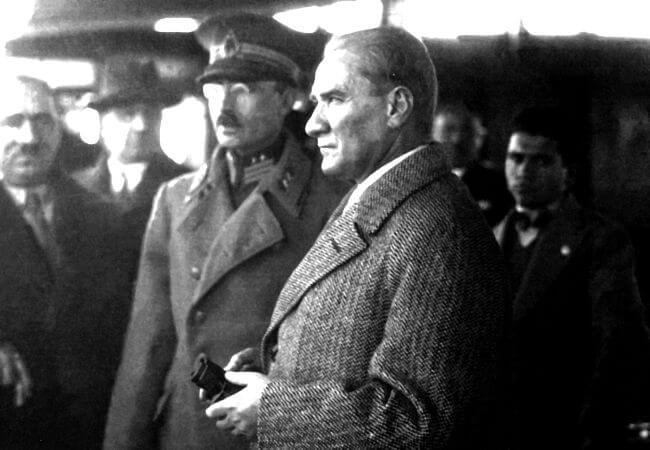ataturk 1930