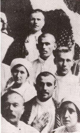 bulgakov, 1914