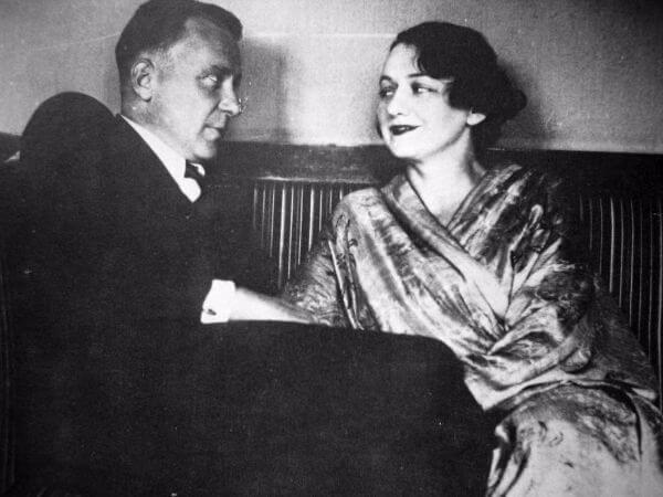 bulgakov ve esi, 1935