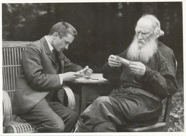 bulgakov ve tolstoy