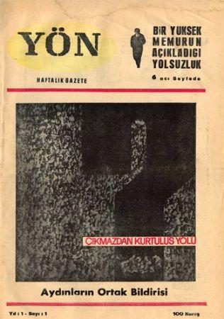 yon dergisi