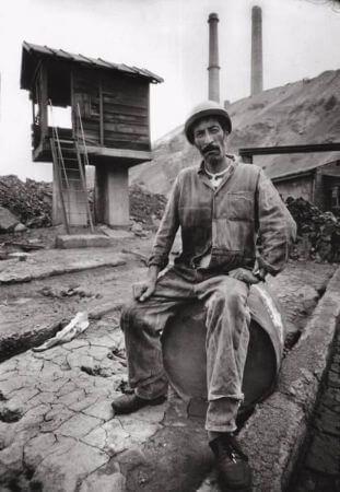 Ara Guler, Ergani, 1954