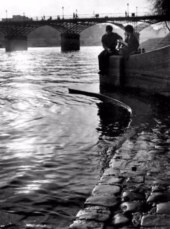 Edith Gerin, Paris, 1950