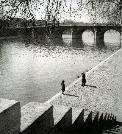 Edouard Boubat, Paris, 1948