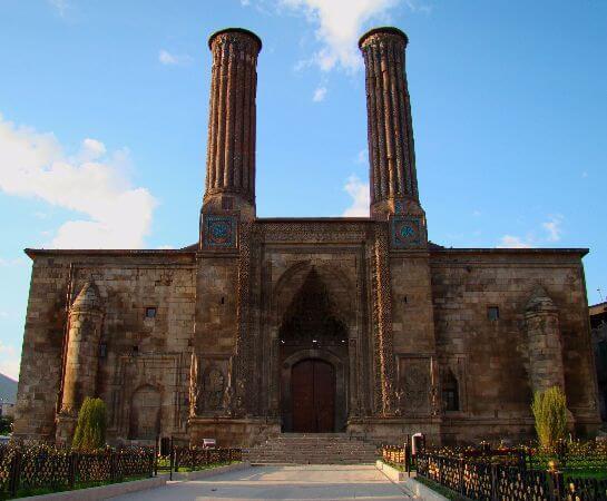 Erzurum Cifte Minareli Medrese