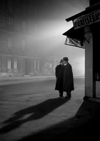 Fred Stein, Paris, 1934