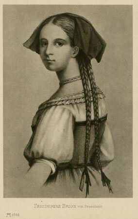 Friederike Brion von Sesenheim