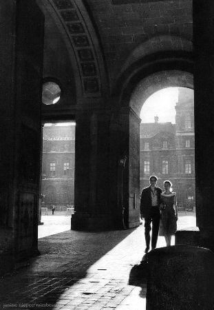 Janine Niepce, Paris, 1957