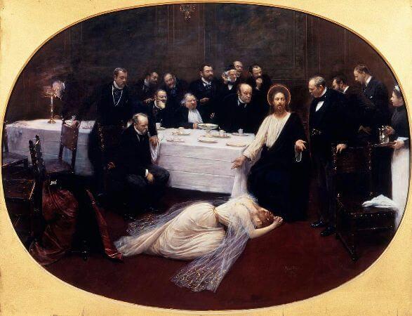 Jean Beraud - La Madeleine chez le Pharisien, 1891