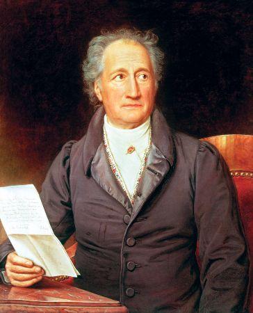 Joseph Karl Stieler, Johann Wolfgang von Goethe, 1828