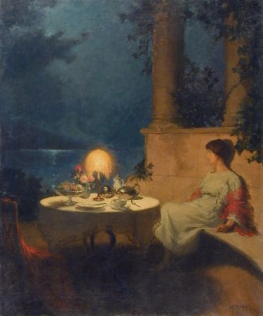 Marcel Rieder, Solitude By The Lake