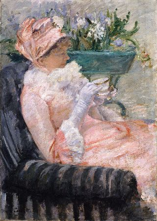 Mary Cassatt, The Cup of Tea, 1881