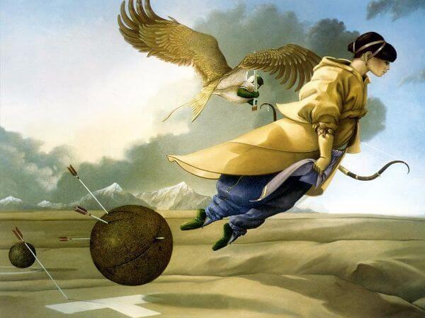 Michael Parkes, Fantasia