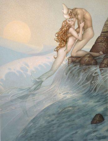 Michael Parkes, La Sirene (Mermaid)