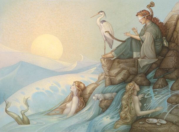 Michael Parkes, Morning Song