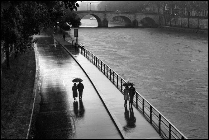 Peter Turnley, Paris