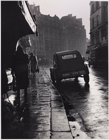 Todd Webb, Paris, 1950