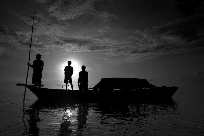 imran Kadir, Silhouette, Malezya