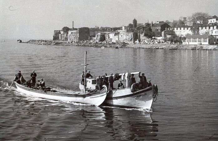 Ara Guler, Kumkapi