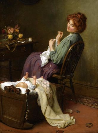 Arthur John Elsley, Mother's Darling