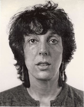 Chuck Close, Gwynne, 1982