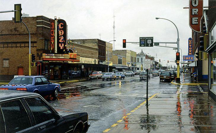 David Cone, Cozy:Rain Day, 2012