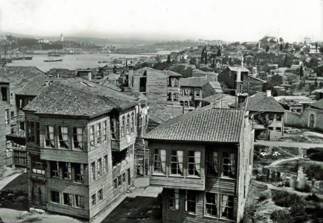 Edirnekapi, 1900ler
