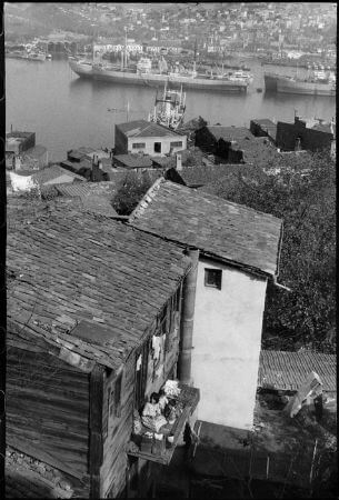 Henri Cartier-Bresson, Halic, 1964