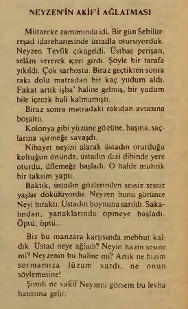Turk Edebiyati Dergisi'nin 1983 Mart sayisi