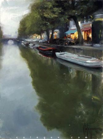 Vladimir Volegov, Amsterdam, Moments 2