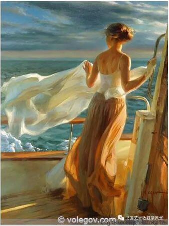 Vladimir Volegov, Before The Storm