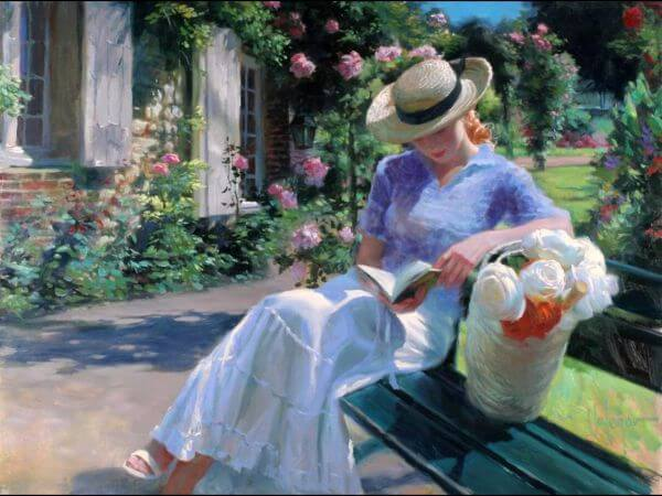 Vladimir Volegov, Midday In June