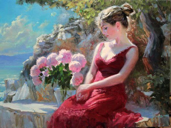 Vladimir Volegov, Near Sea