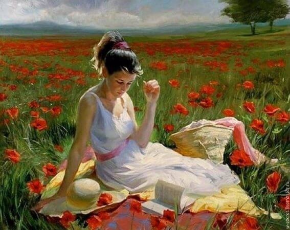 Vladimir Volegov, On Poppyfield